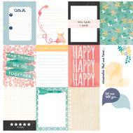 Бумага Journaling из коллекции Hello Again