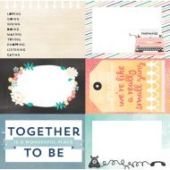 Бумага Together, коллекция Hello Again