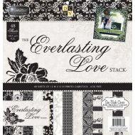 Набор бумаги Everlasting Love, 30*30 см
