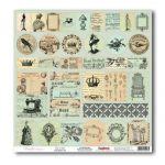 Бумага Монетный двор, коллекция Версаль