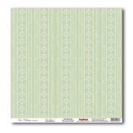 Бумага Нежно-зеленый 3, коллекция Свадебная