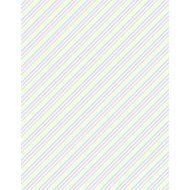 "Бумага ""Pastel Stripe"""