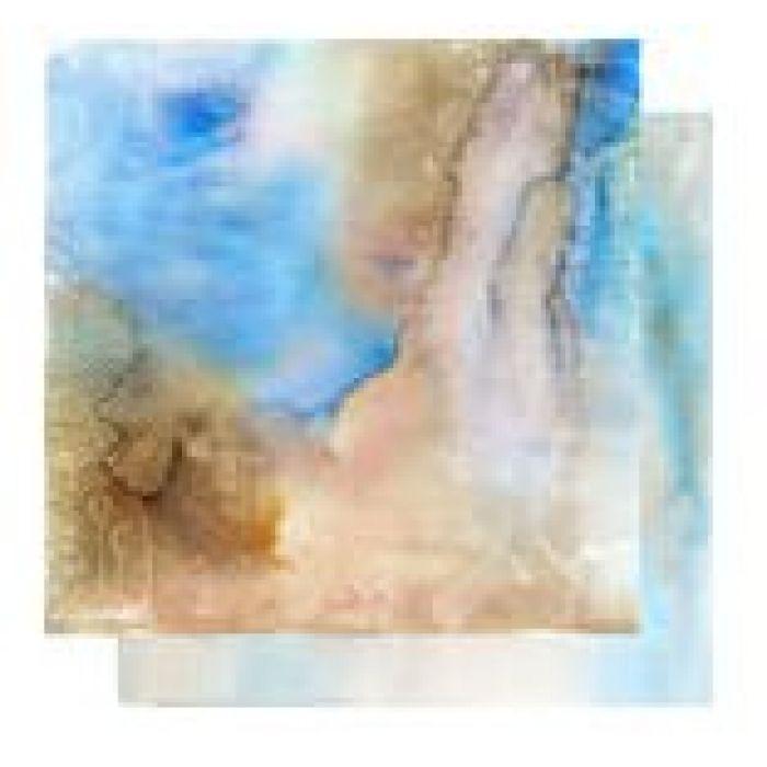 Бумага 006, коллекция Свежий ветер для скрапбукинга