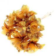Цветы Альстрёмерия золотая