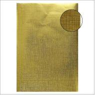Бумага Золотые полосы
