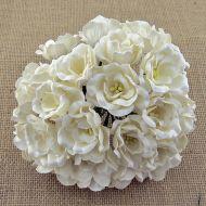 Цветы Магнолии белые
