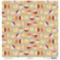 Бумага Hayride, коллекция Apple Cider для скрапбукинга