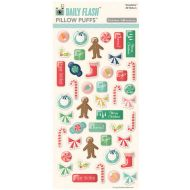 Рождественские наклейки, коллекция Eggnog