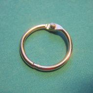 Кольцо разъемное для крепления альбомов, 14мм