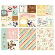 Набор бумаги, коллекция Girl Talk