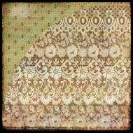 Бумага Needle Lace, коллекция Curio