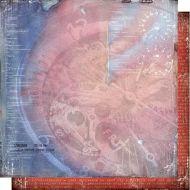 Бумага 004, коллекция Автопарк