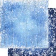Бумага 001, коллекция Зимняя тайна