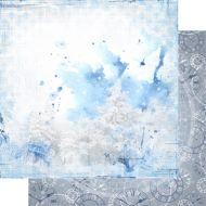 Бумага 002, коллекция Зимняя тайна