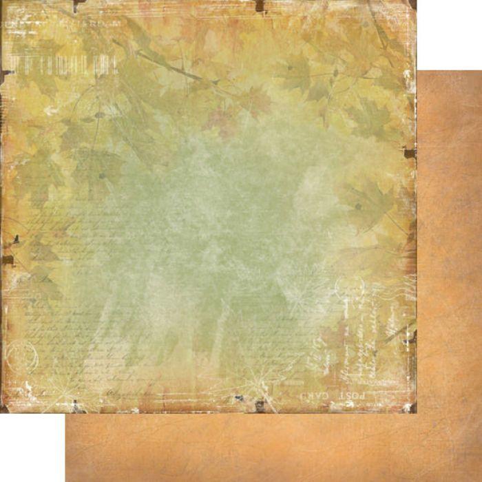 Бумага 003, коллекция Медовый пунш для скрапбукинга