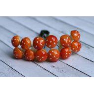 Грибочки оранжевые