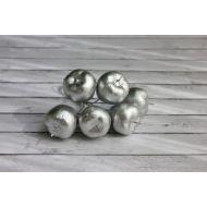 Яблочки серебяные