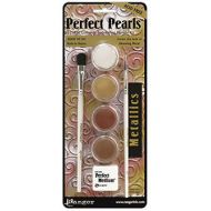 Набор пудр Perfect Pearls, METALLICS
