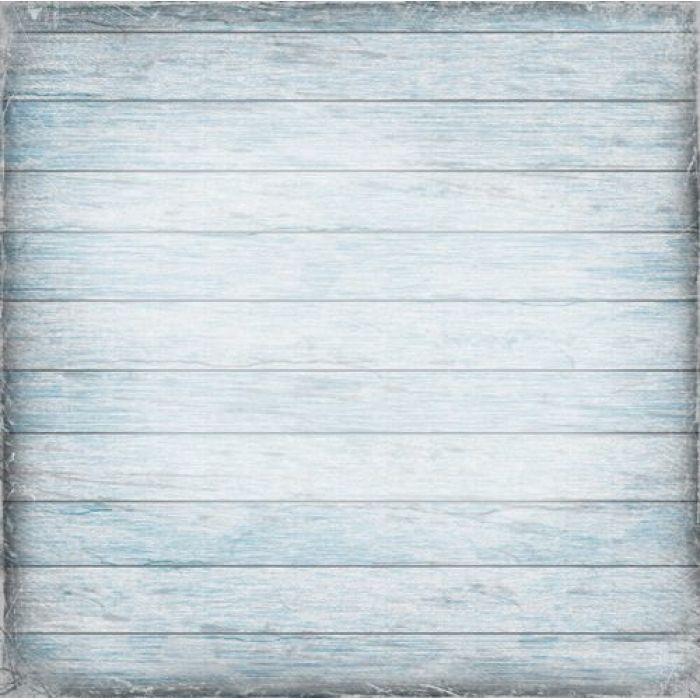 Бумага Морские глубины, коллекция Там где Море для скрапбукинга