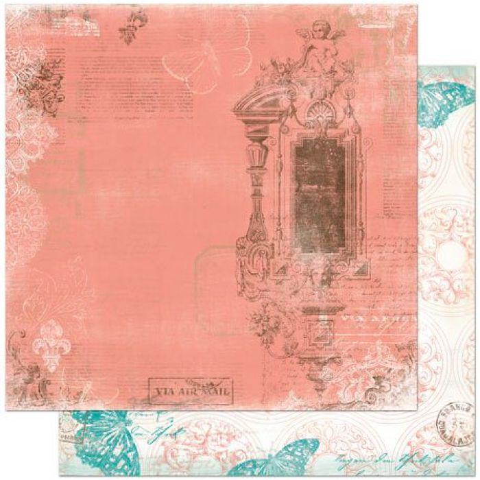 Бумага Promenade, коллекция Gabrielle для скрапбукинга