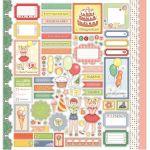 Бумага - карточки Это твой день!, коллекция С Днем Рождения!