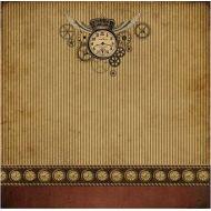 Бумага крылья времени, коллекция механические иллюзии