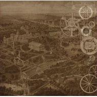 Бумага возвращение в будущее, коллекция механические иллюзии