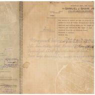 Бумага Указания из Штаба, коллекция Точка Невозврата