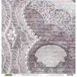 Бумага Обложка альбома, коллекция Свадебное кружево
