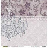 Бумага Люстра, коллекция Свадебное кружево