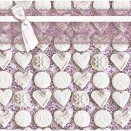 Бумага Печеньки, коллекция Свадебное кружево