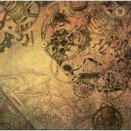 Бумага Вечный двигатель, коллекция Стимпанк
