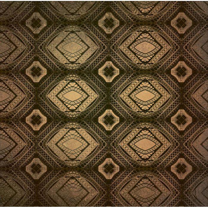 Бумага Геометрия, коллекция Стимпанк для скрапбукинга