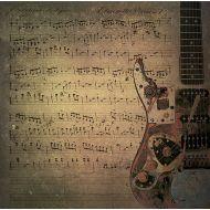 Бумага Гитара, коллекция Стимпанк