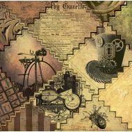 Бумага Лестницы, коллекция Стимпанк