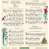 Бумага Make a Song, коллекция Make it Merry