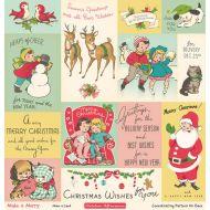 Бумага Make a Card, коллекция Make it Merry