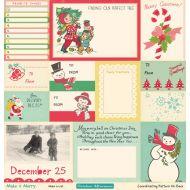 Бумага Make a List, коллекция Make it Merry
