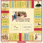 Бумага Recess, коллекция Report Card