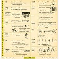Бумага Field Trip, коллекция Report Card