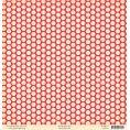 Бумага Red Rover, коллекция Sidewalks для скрапбукинга