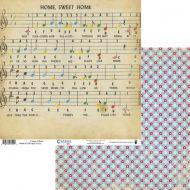 Бумага Sheet of Music, коллекция Childish Things