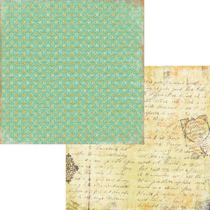 Бумага Classic, коллекция Hopscotch для скрапбукинга