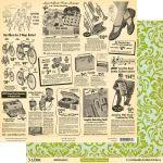 Бумага JAWBREAKERS, коллекция  5 and Dime
