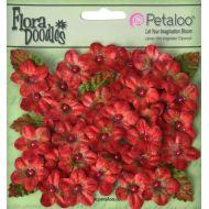 Набор цветов Красные