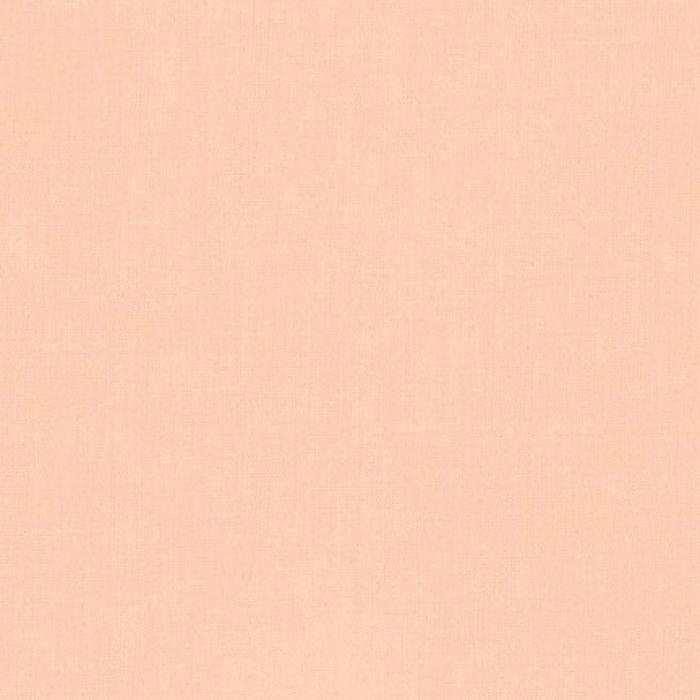 Отрез ткани Ледяной персик, коллекция Однотонные ткани (хлопок) для скрапбукинга