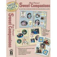 """Набор бумаги """"Sweet companions"""""""