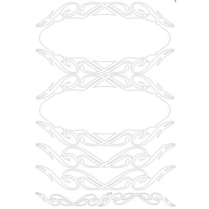 Набор чипборда №4, коллекция Свадебная для скрапбукинга
