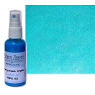 Жемчужный спрей голубой лед