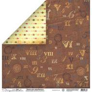 Бумага 009, коллекция Часы